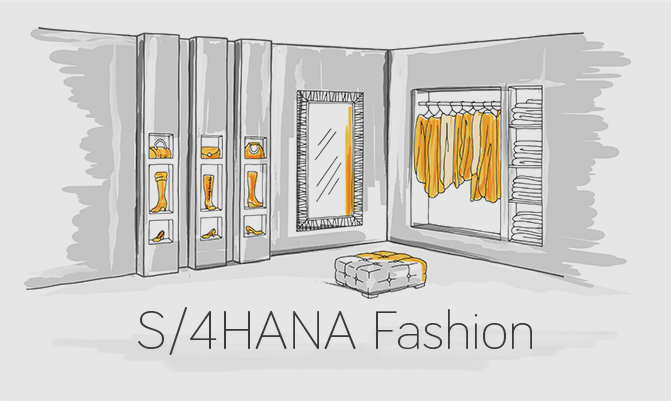 S/4HANA for Fashion