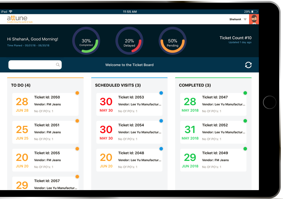 Build your customer database with ease.